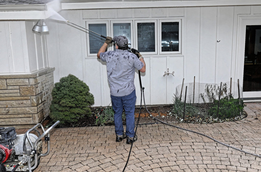 The Difference In Power Washers