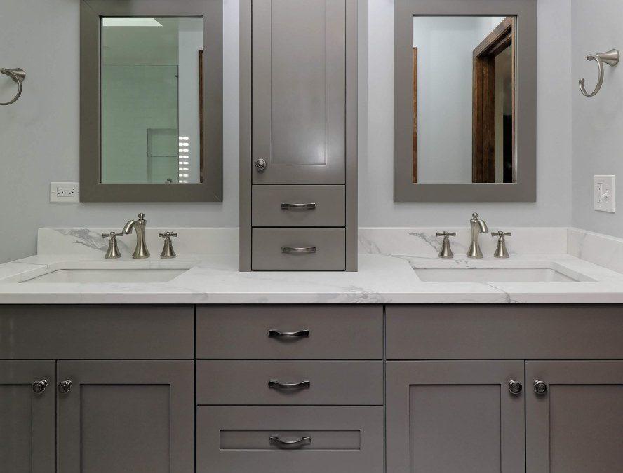 A Bathroom Remodel