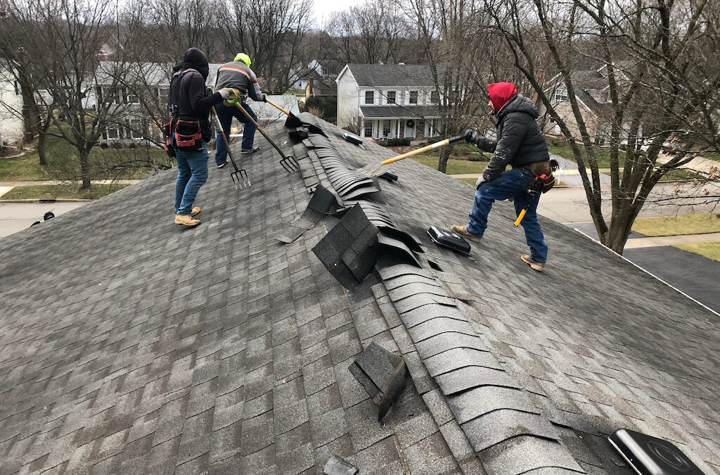 A Roof With Problems