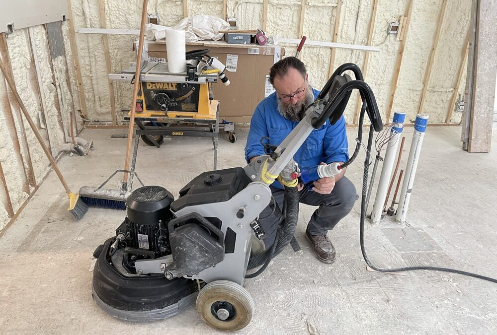 Grinding Cement