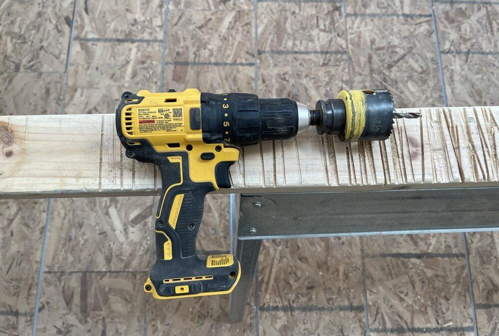 Choosing Cordless Power Tools