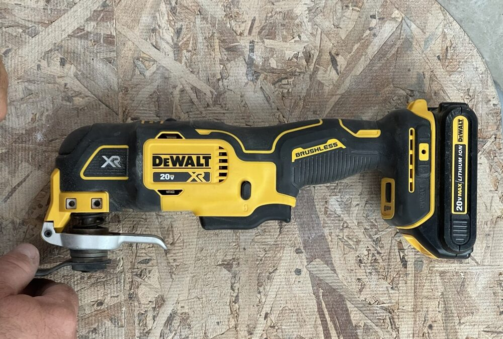 The Mighty Oscillating Tool