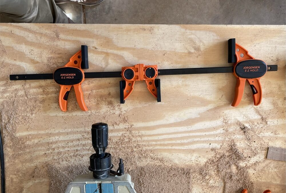 A New Twist On Clamps